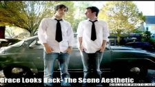 The Scene Aesthetic - Grace Looks Back Where You Need To Be With Lyrics