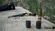 Shooting The 1858 Remington Revolver