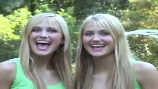 Our Lips Are Sealed Pse/asl Hilary Duff Haylie İn Sign Language - Camille And Kennerlyharp Twins