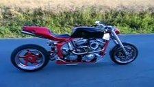 145 Ss 24 L Monster Motor Harley Davidson Race Bike By Johnnys-Garage