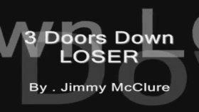 3 Doors Down - Loser - Music