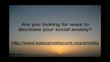 here ıs an unusual social anxiety disorder treatment that you may not have heard of