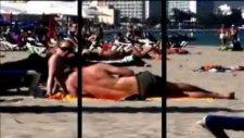 Rebootizerman En La Playa De Ibiza