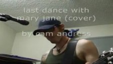 Last Dance With Mary Jane Cover