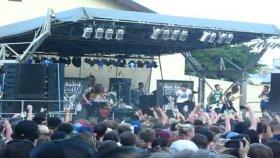 the amity affliction - fire or knife at soundwave 2011 [lıve]