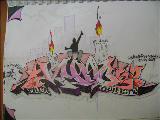 Kmr Graffiti Çalışmaları