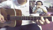 chords 98 degrees ft. stevie wonder - true to your heart