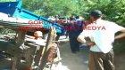 taraklımedya traktör kazası
