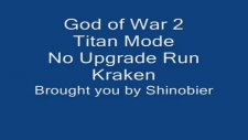God Of War 2 Nur Titan Mode Kraken