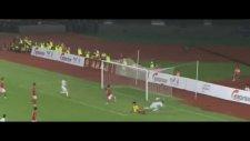 cristiano ronaldo'dan şaşırtıcı gol