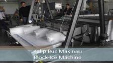 kalıp buz makinası - salamura buz makinası / block ıce machines - efe soğutma