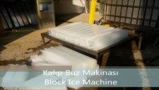 kalıp buz makinası - salamura buz makinası / block ıce machines