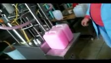 2 nozulu yarı otomatik sıvı sabun dolum makinası''ar-san makina''