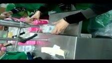 tek nozullu yarı otomatik sıvı el sabunu dolum makinası ''ar-san makina''