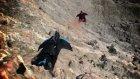 wingsuit basejumping yok böyle bir uçuş