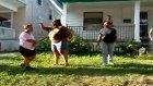 kızlardan büyük kavga