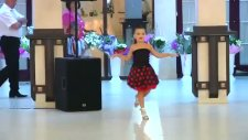 Ufaklıklardan Süper Dans Gösterisi