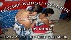 dövme kursu istanbul dövme salonu tattoo murat dövme sanatı kurs eğitim