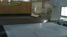 Pervaz Kasa Boya Hattı Otomatik Boya Makinesi