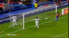 barcelona vs real madrid 3 2 goal messi