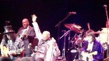 More Of Bb King Slash And Ronnie Wood Blues Jam Royal Albert Hall 28-06-2011