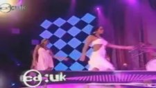 Girls Aloud Love Machine Live On Cduk 28 8 04