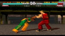 tekken 3 eddy part 2