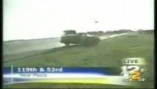 İnanılmaz Kaza Görüntüleri Videosunu İzle