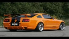 mustang ford 2011