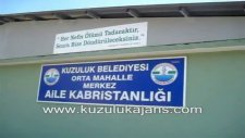 Kuzuluk Belediyesi Mezarlık