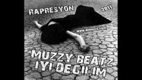 Dj Muzzy - Ft Rapresyon - Iyi Değilim