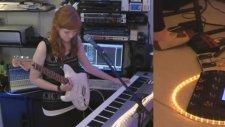 Feel Good Inc Gorillaz Live Looped Cover Josie Charlwood 2011