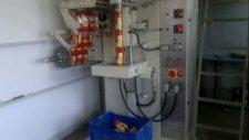 dikey paketleme makinesi bakliyat kuruyemiş baharat şekercips paketleme makinesi