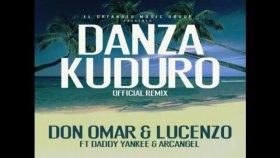 danza kuduro - extended mix