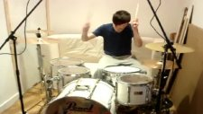 Baterist Tinie Tempah Pass Out Drum Cover