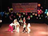 folklor dansı 1- ufuk ata anaokulu