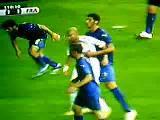Zidane Kafayı Çakıyor