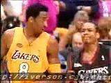 Allen İverson And Kobe Bryant