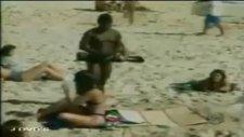 plajda eşek şakası! videosunu izle komedi bjk200809