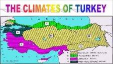 türkiye'de görülen iklimler