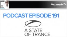 armin van buurens a state of trance official podcast episode 191