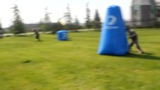 Evo Paintball-Sabancı Üniversitesi Oyun 14 Mayıs 2011