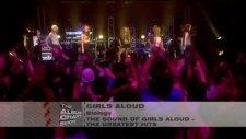 Girls Aloud Biology Live On Album Chart Show 2007