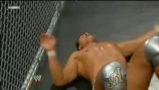 wwe title triple threat hell in a cell match