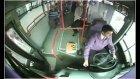 uzman çavuştan otobüs şoförüne dayak