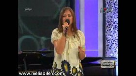 Melis Bilen - Habbaytak Bissayf Trt Arapça Tv
