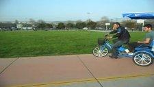 Adabis Faytonlu Elektrikli Bisikletlet Sahil Sefası