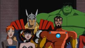The Avengers - Güçlü Kahramanlar (1. Sezon 8. Bölüm)