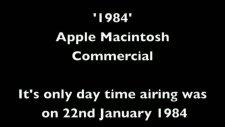 '1984' Apple Macintosh Commercial