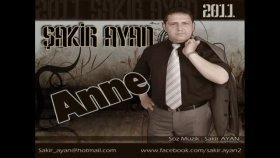 Şakir Ayan-Anne 2011